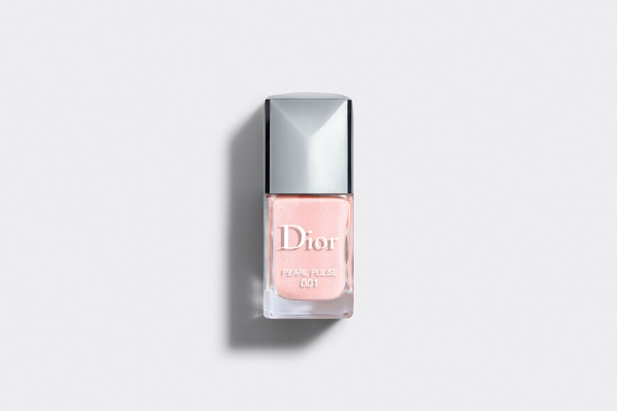 Dior - Top coat - édition limitée collection Glow Vibes - 001 Pearl Pulse