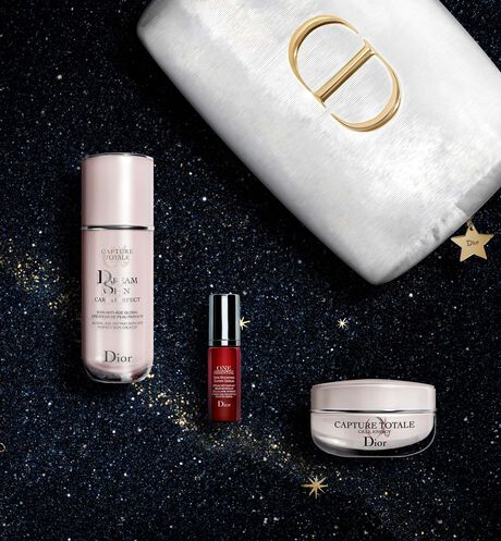 Dior - Dreamskin - Perfect Skin Creator Ritual Exclusive kit - purifying serum, age-defying fluid & firming and wrinkle-correcting creme