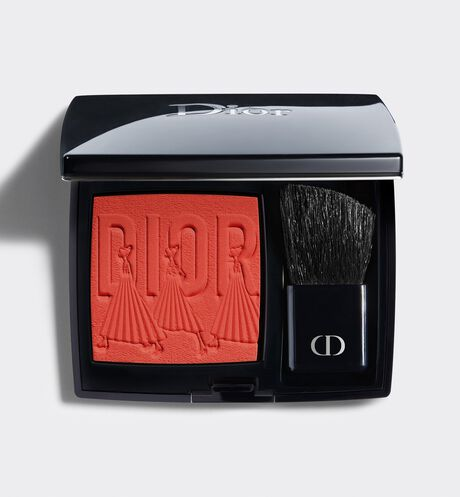 Dior - Rouge Blush - Limited Edition Couture colour long-wear powder blush