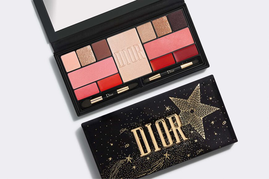 Dior - Sparkling Couture Palette - Colour & Shine Essentials - Face, Eyes & Lips Makeup palette Open gallery