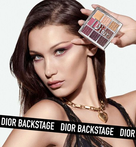 Dior - Dior Backstage Eye Palette Multi-finish, high pigment prime, shade, highlight, line - 11 Open gallery