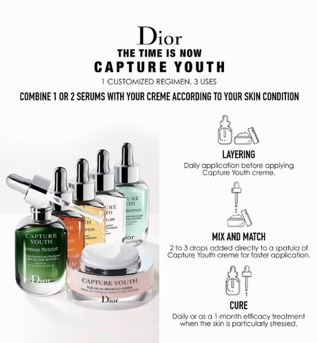 Dior - Capture Youth Plump filler age-delay plumping serum - 5 Open gallery