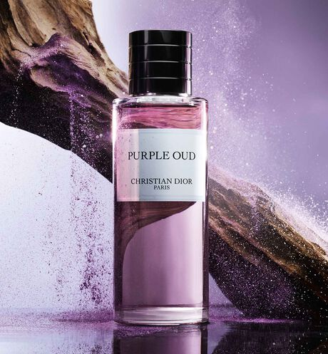 Dior - Purple Oud Fragrance