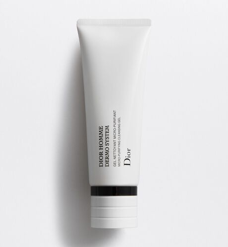 Dior - Dior Homme Dermo System Micro-purifying cleansing gel