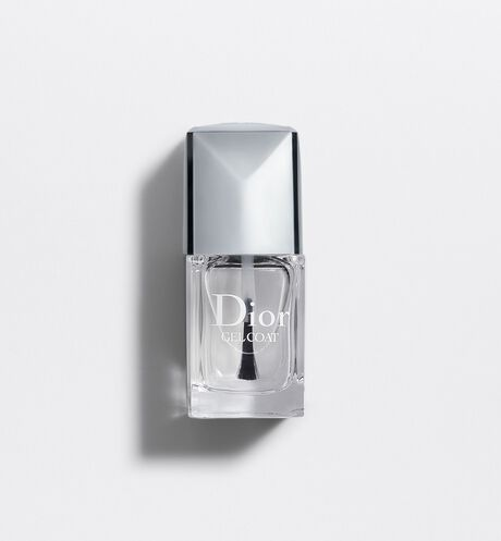 Dior - Gel Coat Spectacular shine & shape top coat gel
