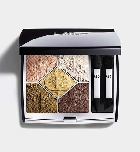 Dior - 5 Couleurs Couture - Golden Nights Collection Limited Edition Eyeshadow Palette - High-Colour - Long-Wear Creamy Powder