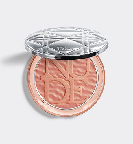 Dior - Diorskin Nude Luminizer - Summer Dune Collection Limited Edition Highlighter - ultra-sparkling glow powder - shimmering pigment-infused