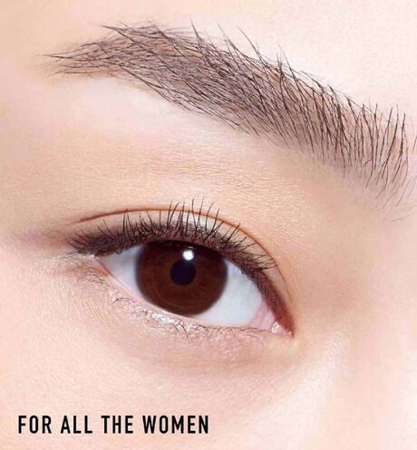 Dior - Diorshow Pump 'N' Brow Instant volumizing - natural-looking - squeezable brow mascara - fortifying effect - 12 Open gallery