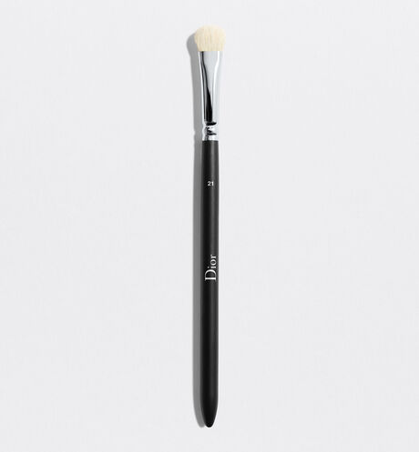 Dior - Dior Backstage Eyeshadow Shader Brush N° 21 Pincel para sombra de ojos sombreador n° 21