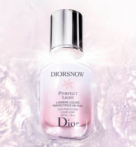 Dior - Diorsnow Diorsnow perfect light - skin-perfecting liquid light spf 25 - pa++ - 2 Open gallery