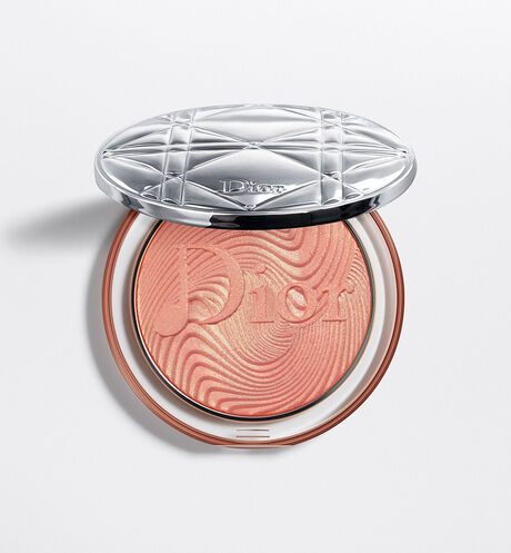 Dior - Diorskin Nude Luminizer Glow Vibes - Limited Edition Highlighter - shimmering glow powder - sparkling pigment-infused