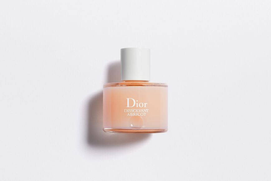 Dior - Dissolvant Abricot Gentle polish remover with abricot care concentrate Open gallery