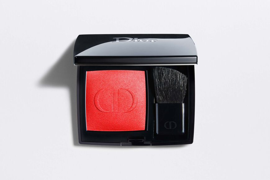 Dior - Rouge Blush Couture colour long-wear powder blush - 40 Open gallery