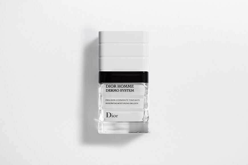 Dior - Dior Homme Dermo System Invigorating moisturizing emulsion - bio-fermented ingredient & vitamin e phosphate Open gallery