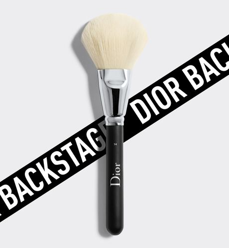 Dior - Dior Backstage Powder Brush N° 14 Pinceau poudre n° 14