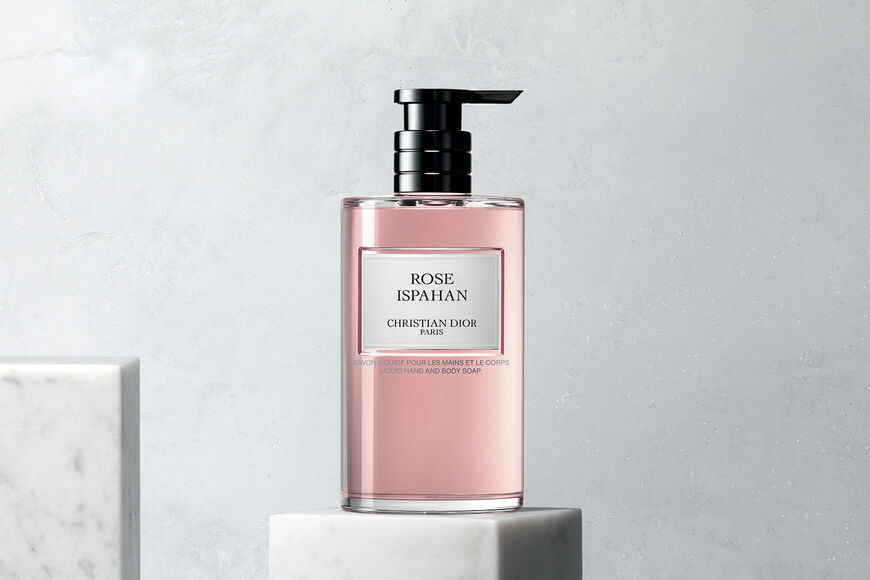Dior - Ispahan Rose Liquid hand and body soap Open gallery