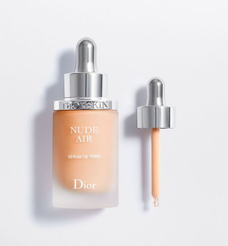 Dior - Diorskin Nude Air Serum Nude healthy glow ultra-fluid serum foundation