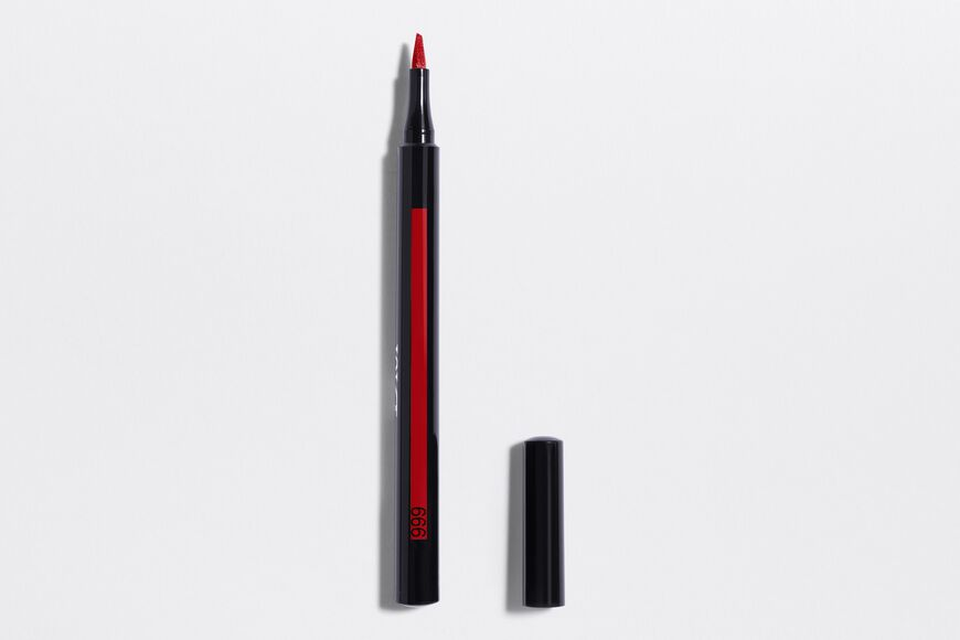 Dior - Rouge Dior Ink Lip Liner Contour felt-pen liner - ultra-pigmented long wear - 11 Open gallery