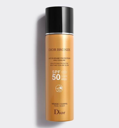 Dior - Dior Bronze Beautifying protective milky mist sublime glow spf 50