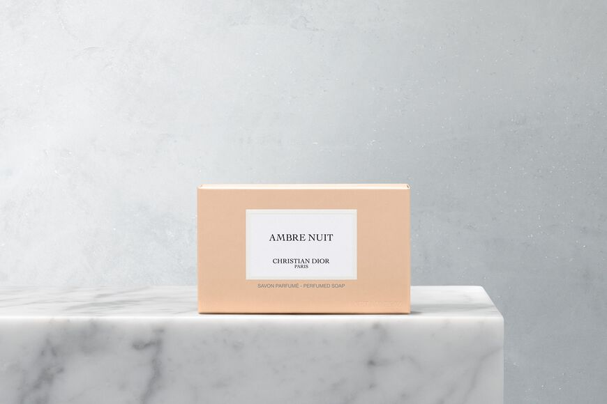 Dior - Ambre Nuit Solid soap Open gallery