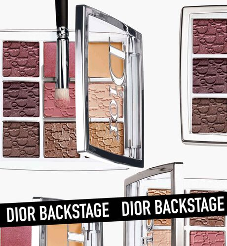 Dior - Dior Backstage Eye Palette Multi-finish, high pigment prime, shade, highlight, line - 14 Open gallery