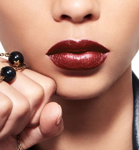 Dior - Rouge Dior Liquid Liquid lip stain. intense couture colour. extreme long-wear. 3 effects: matte, metal, satin - 46 Open gallery