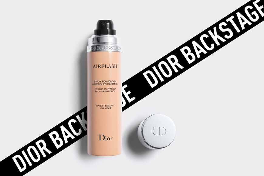 Dior - Dior Backstage Airflash foundation Fond de teint spray - éclat et perfection - 10 Ouverture de la galerie d'images