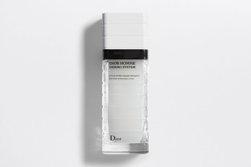 Dior - Dior Homme Dermo System Soothing after-shave lotion - bio-fermented ingredient & vitamin e phosphate Open gallery