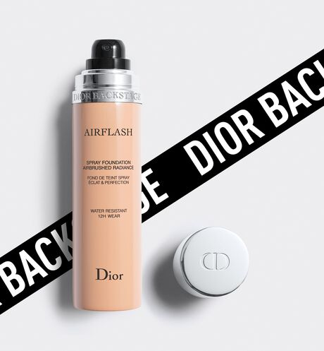 Dior - Dior Backstage Airflash Foundation Fond de teint spray - éclat et perfection