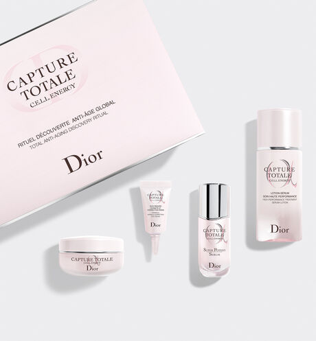 Dior - Capture Totale Le rituel découverte anti-âge global