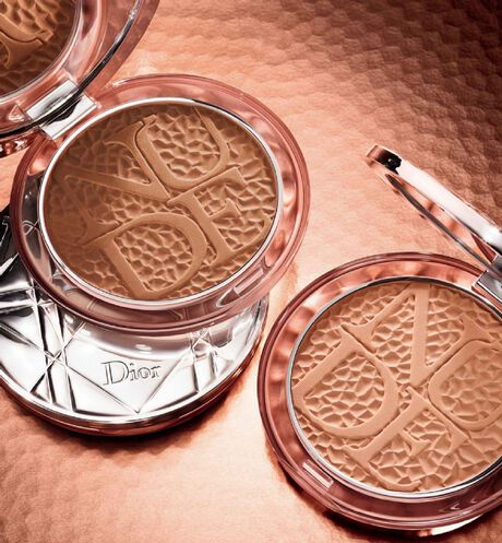 Dior - Diorskin Mineral Nude Bronze - édition Limitée Collection Wild Earth 4
