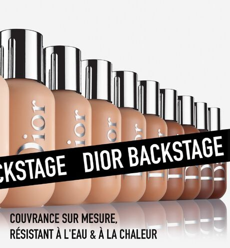 Dior - Dior Backstage Face & Body Foundation Professional performance - face and body foundation - 54 Open gallery