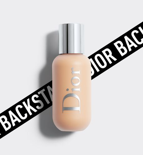 Dior - Dior Backstage Face & Body Foundation Professional performance - face and body foundation