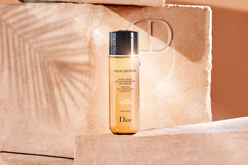 Dior - Dior Bronze Liquid sun - self-tanning water - sublime glow Open gallery