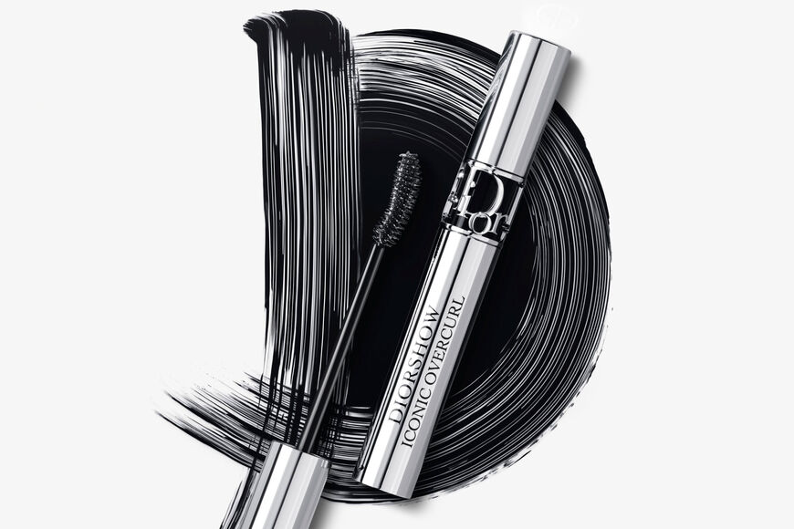 Dior - Diorshow Iconic Overcurl Mascara - spectacular 24h volume & curl - lash-fortifying care effect Open gallery
