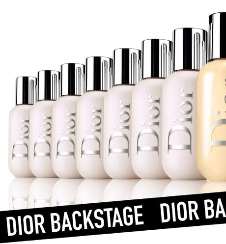 Dior - Dior Backstage - Face & Body Glow 4