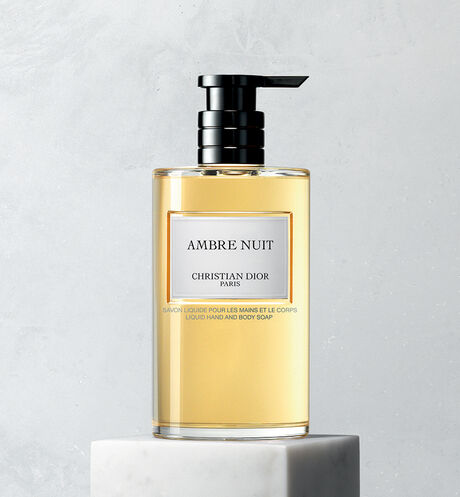 Dior - Ambre Nuit Liquid hand and body soap