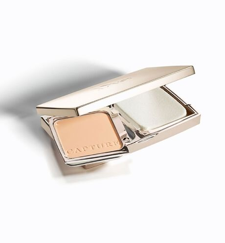 Dior - Capture Totale Triple correcting powder foundation: wrinkles - dark spots - radiance - the refill - 4 Open gallery