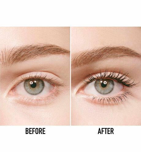 Dior - Diorshow Iconic Overcurl Waterproof Waterproof mascara - spectacular 24h volume & curl - lash-fortifying care effect - 2 Open gallery