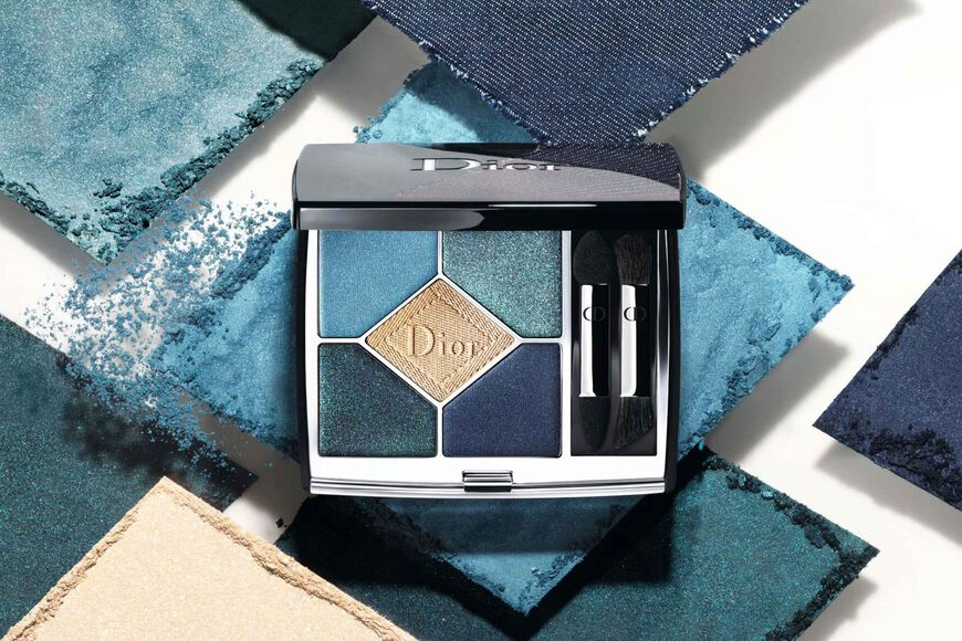Dior - 5 Couleurs Couture Eyeshadow palette - high-colour - long-wear creamy powder - 23 Open gallery