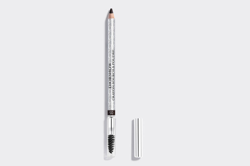 Dior - Diorshow Crayon Sourcils Poudre Waterproof eyebrow pencil - natural finish - with sharpener Open gallery