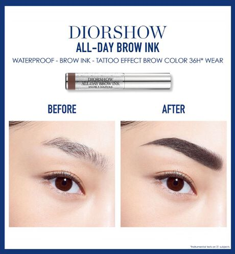 Dior - Diorshow All-day Brow Ink 2