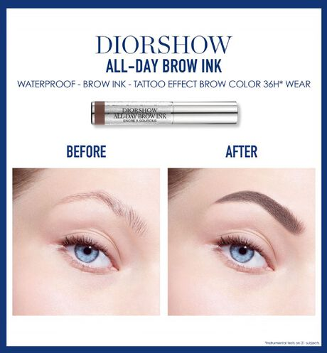 Dior - Diorshow All-day Brow Ink 3