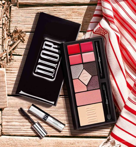 Dior - Ultra Dior Couture Palette Eye, face and lip makeup palette - 2 Open gallery