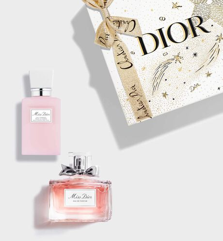 Dior - Miss Dior Fragrance set - eau de parfum and moisturizing body milk