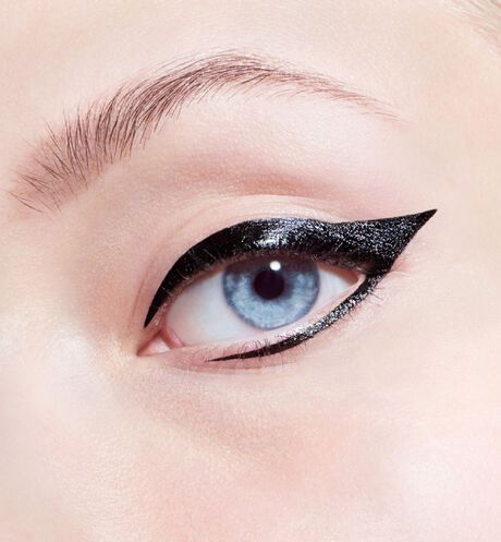 Dior - Diorshow On Stage Liner Felt-tip eyeliner - 10 Open gallery