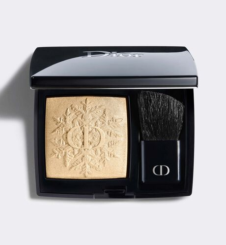 Dior - Rouge Blush - Golden Nights Collection Limited Edition Powder blush - couture colour - long wear