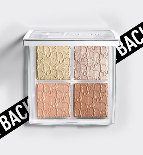 Dior - Dior Backstage Glow Face Palette Professional Performance - Pure Shimmer, Blendable - Highlight & Blush