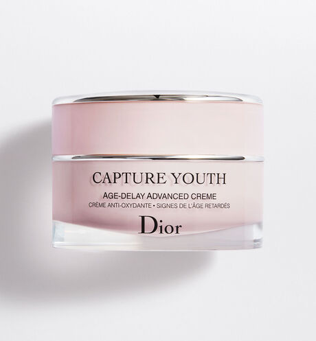 Dior - Capture Youth Creme anti-oxydante - signes de l'age retardes
