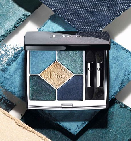 Dior - 5 Couleurs Couture Eyeshadow palette - high-colour - long-wear creamy powder - 29 Open gallery